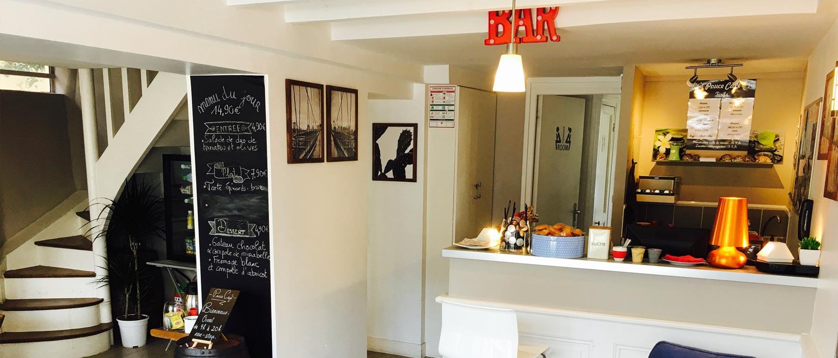 IfStart et l'espace de co-working Pouce Café à Versailles deviennent partenaires