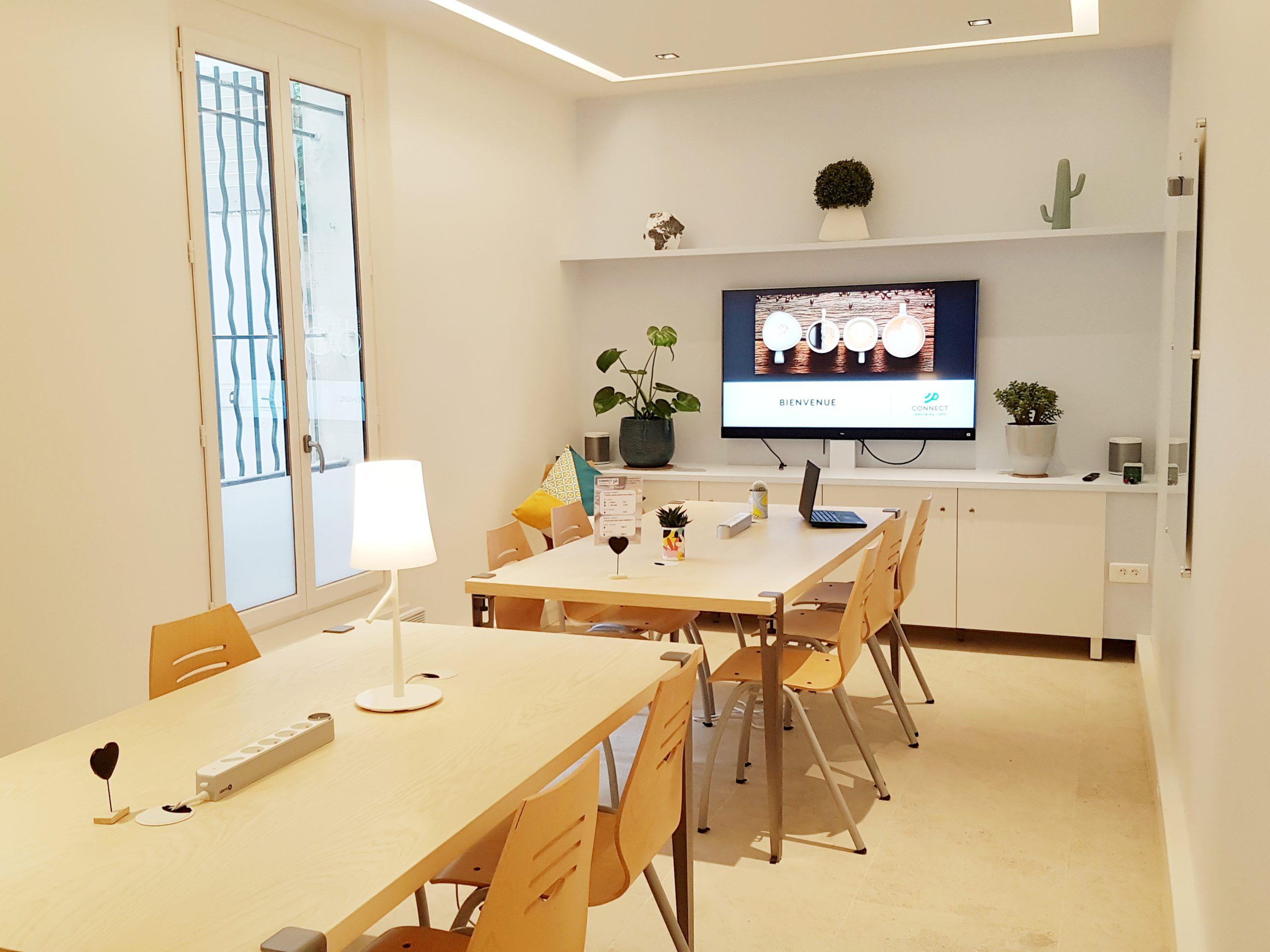 IfStart et Connect Café coworking à Levallois-Perret deviennent partenaires