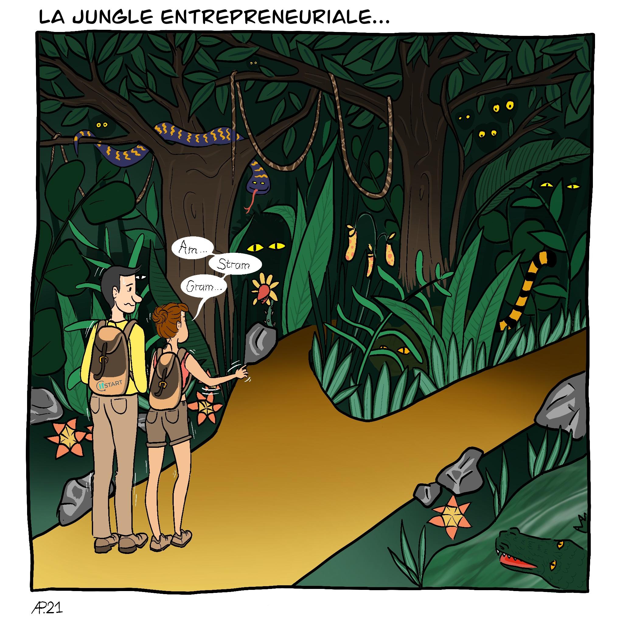 entrepreneuriat doutes